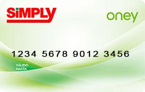 tarjeta simply